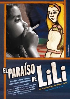 EL PARAISO DE LILI AFICHE 04